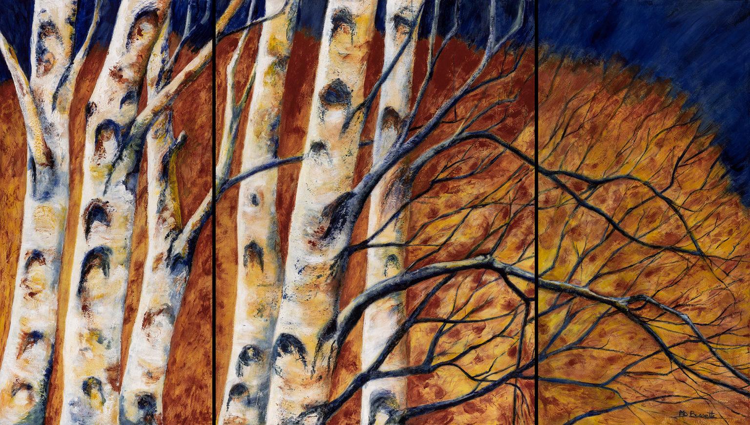 Clins d'oeil d'automne - Marie Diane Bessette