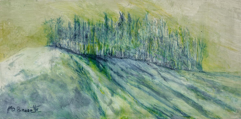 Sur la colline - Marie Diane Bessette